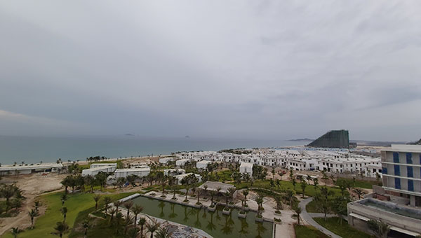WESTIN CAM RANH PROJECT